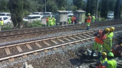 Disagi su ferrovia Roma- Firenze
