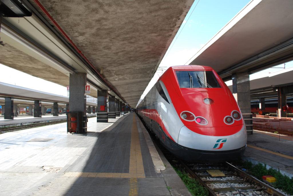 Frecce, Trenitalia valuta una riduzione dell'offerta dalla prossima settimana