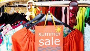 Saldi estivi e spesa delle famiglie