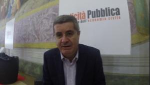 Enzo Costa, Presidente Auser