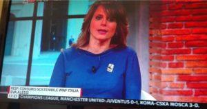 Eva Alessi, responsabile dei consumi sostenibili di WWF Italia