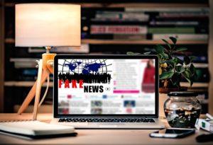 fake news su pc