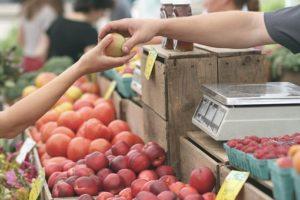 Aumenta il consumo di frutta
