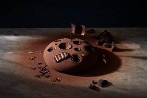 Missione Apollo 11 celebrata con la Cioccoluna