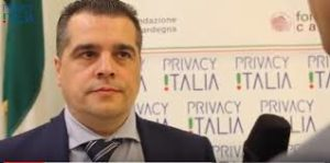 Nicola Bernardi, presidente di Federprivacy