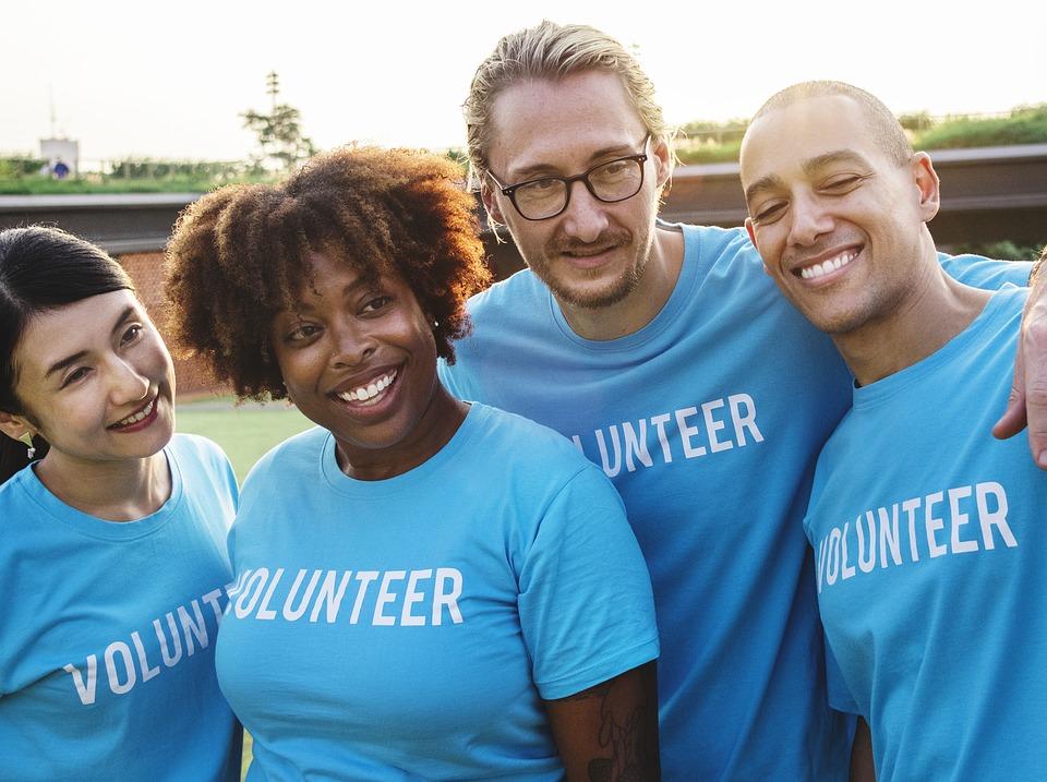 volontari volontariato