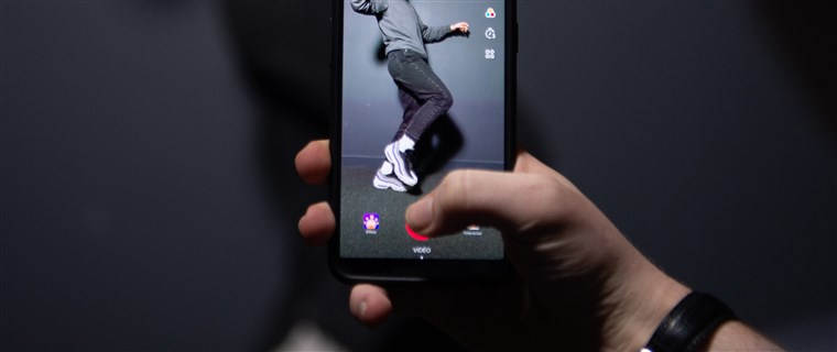 Tik Tok l'App dei real short video