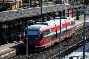 La compagnia ferroviaria tedesca Deutsch bahn