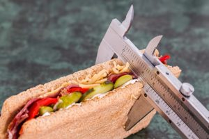 sandwich dieta