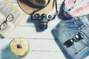 oggetti simbolo della vacanza