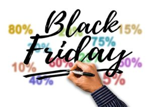 Arriva il Black Friday