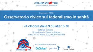 Federalismo in sanità