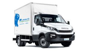 Affitto furgoni anche via web