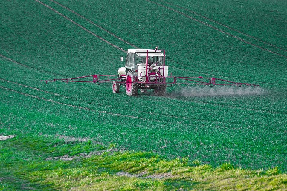 irrogazione pesticidi