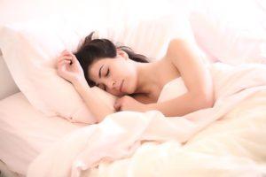 Il materasso giusta aiuta a dormire bene