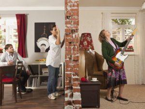 I rumori molesti sono tra le prime cause di liti tra condondomini