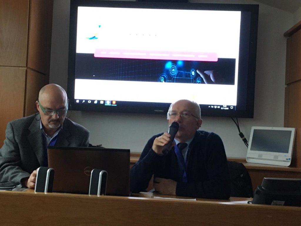 Presentazione del centro studi Ircaf, Roma, 12 novembre 2019
