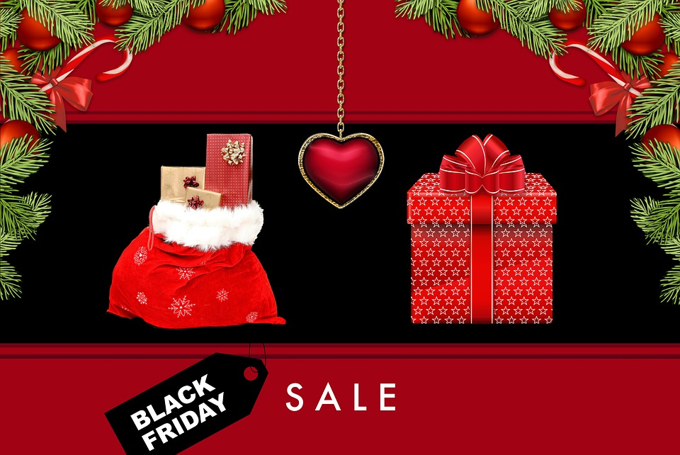 black friday e offerte di natale