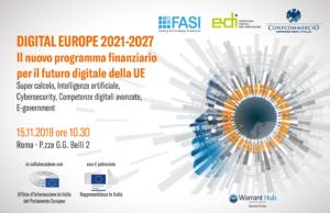 Digital Europe 2021-2027