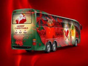 Autobus Natale