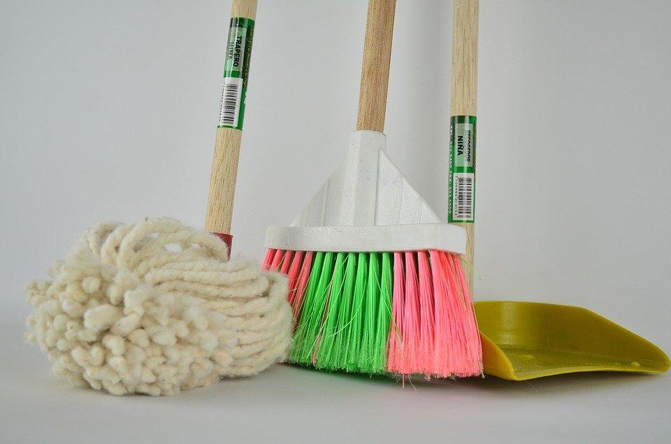 Igiene della casa e Coronavirus