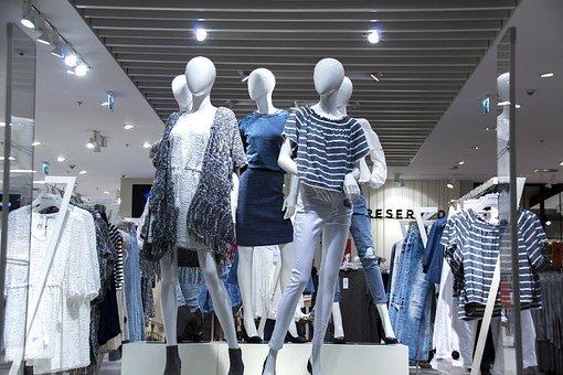 Vetrina moda
