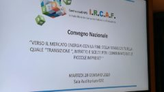 Rapporto Ircaf