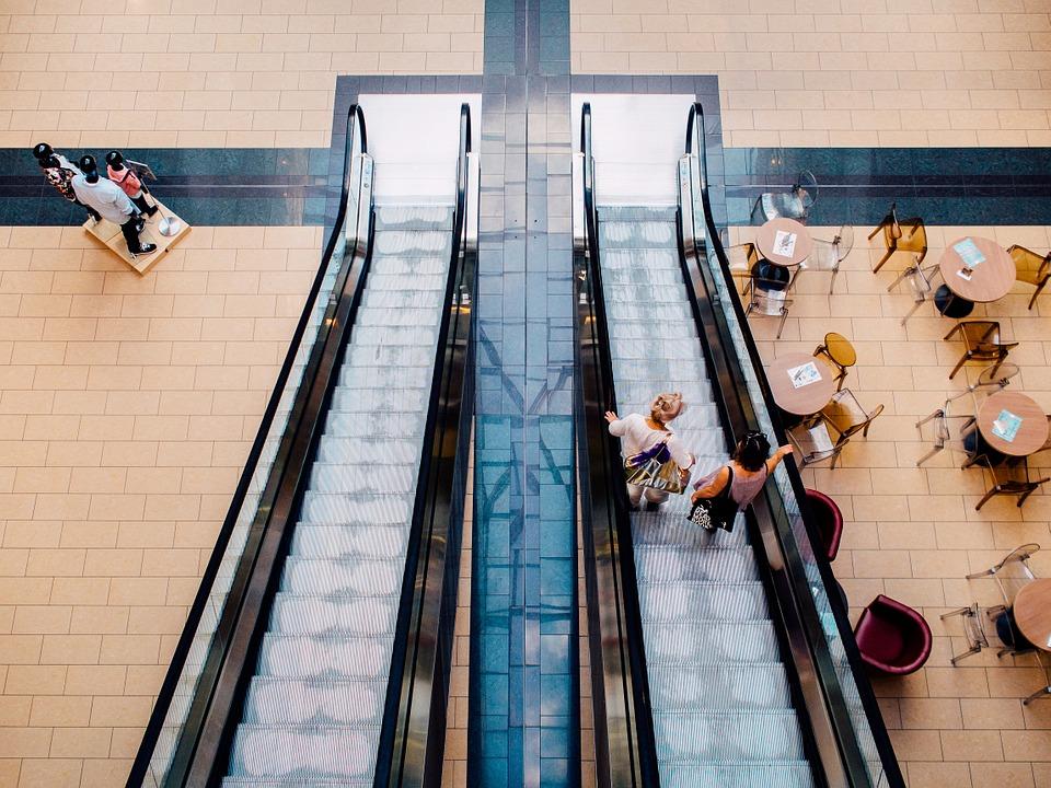 centro commerciale nuove misure anti Covid