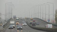 traffico auto smog