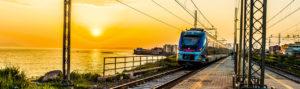 Anno del treno- Viaggio inaugurale ETR 252 Arlecchino