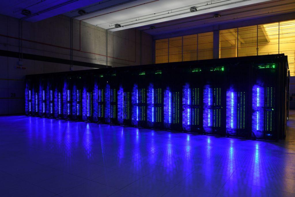 supercomputer Eni