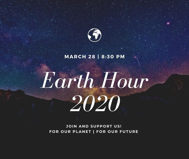 Eart Hour 2020
