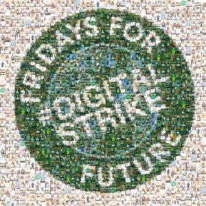 Fridays For Future lancia la campagna social #ClimateStrikeOnline
