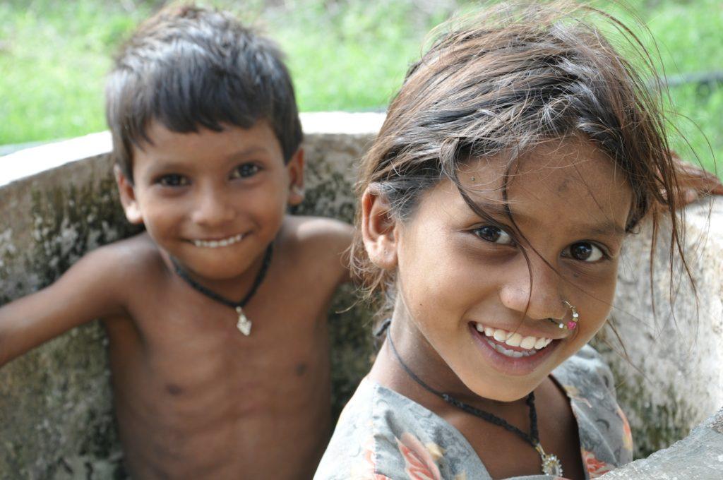 Le donazioni per bambini a distanza