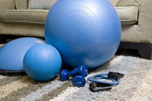 Homefitness_Coronavirus Gym