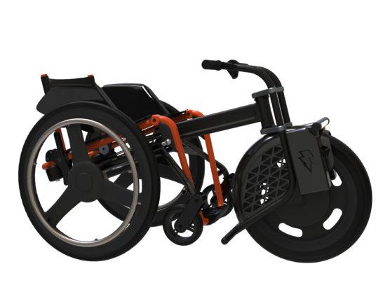 Disabilità, la sedia intelligente al concorso #MaketoCare