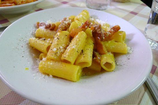 Carbonara Day, Barilla dona 1 milione di piatti di pasta a Food For Soul