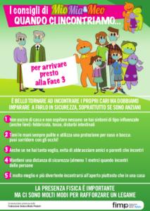 Pediatri, prevenzione del contagio (Fonte: Federazione Italiana Medici Pediatri)