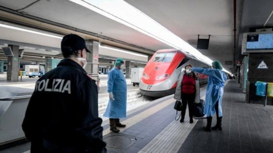 Treni Covid free, si parte il 16 aprile con due Frecciarossa Roma-Milano