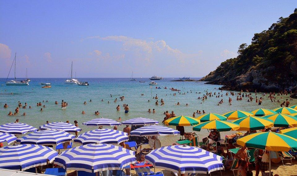 Spiagge, le percezioni degli italiani