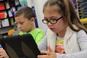 studenti istruzione digitale