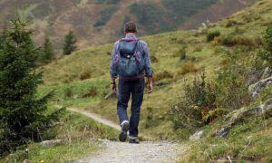 montagna passeggiata