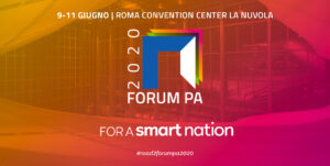 Forum PA 2020-For smart nation. L'evento sul web
