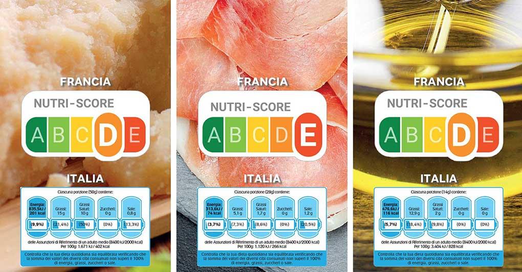"""Etichettatura nutrizionale, introdotto il logo """"NutrInform Battery"""""""