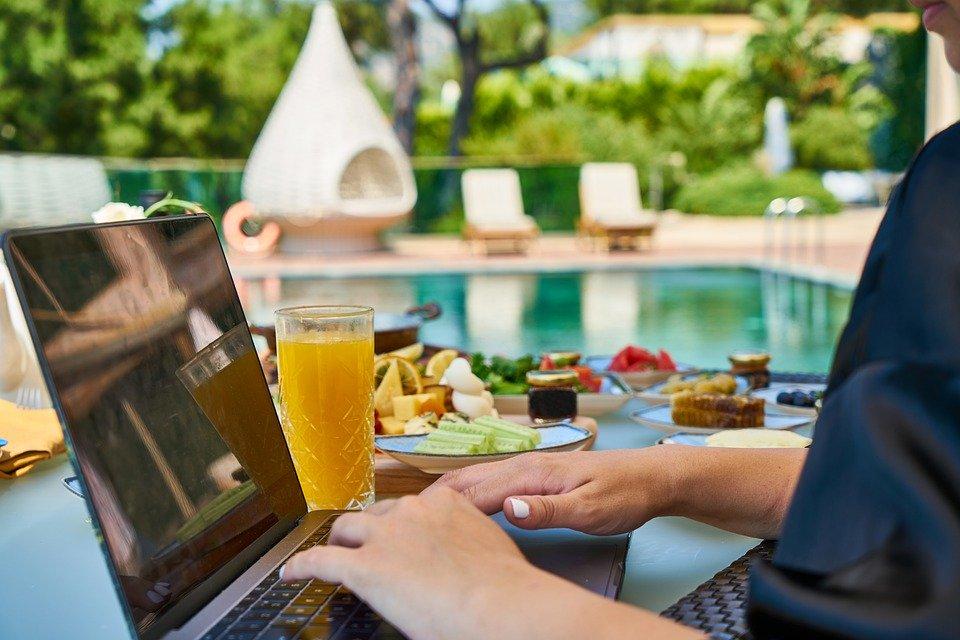 internet in vacanza
