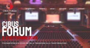 Cibus Forum 2020
