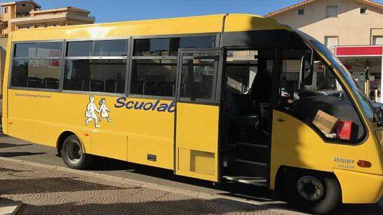 """Trasporto """"scuolabus"""", le misure di prevenzione anti Covid"""