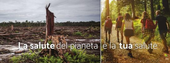 Greenpeace, la salute del pianeta. Al via la nuova campagna per il 5×1000
