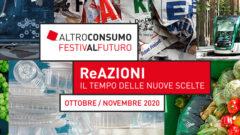 FestivalFuturo, o ottobre e novembre l'evento organizzato da Altroconsumo