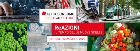 FestivalFuturo, torna l'evento organizzato da Altroconsumo